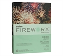 "Fireworx Colored Multi-use Paper, 8 1/2"" X 11"", Popper-mint Green, 24  from: USD$10.28"