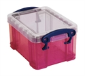 Really Useful 0.3 Liter Box, Pink  from: USD$1.99