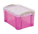 Really Useful 0.7 Liter Box, Pink  from: USD$2.99