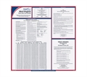 West Virginia State Labor Law Poster  from: USD$39.99