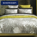 Sheridan Quilt Cover Set - King Size Posen Charcoal  from: AU$229.95
