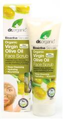 Dr Organic - Virgin Olive Oil Face Scrub 125ml With Ingredient  from: AU$13.20