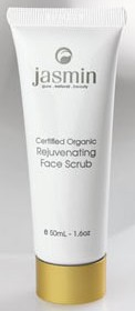 Jasmin - Organic Rejuvenating Face Scrub 50ml  from: AU$33.36