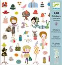 Djeco - Stickers Little Fashion House  from: AU$4.95