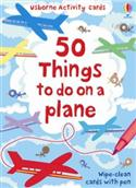 Usborne - 50 Things To Do On A Plane