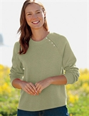 Orvis Asymmetrical Heathered Cotton Tee  from: USD$19.00