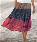 Orvis Calico Skirt  from: USD$54.00