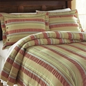 Orvis Earthtone Seersucker Bedspread  from: USD$98.00