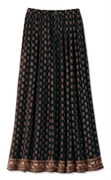 Orvis Foulard Border Skirt  from: USD$59.00
