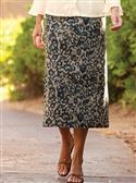 Orvis Ikat Print Skirt  from: USD$44.00