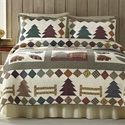 Orvis Lodge Quilt  from: USD$189.00