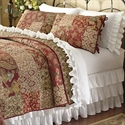 Orvis Ruffle Sheets And Bedskirt  from: USD$198.00