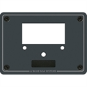Blue Sea Single Meter Mounting Panel  from: USD$34.99