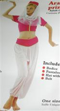 Arabian Princess Costume Pink  from: AU35.95