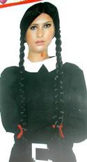 Arpil Addams Wig  from: AU26.95