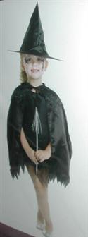 Childs With Hat, Cape & Tinsel Wand  from: AU12.95