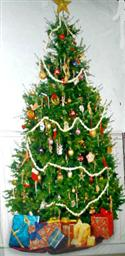 Christmas Scene Setter Add On - Tree And Presents  from: AU5.95