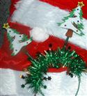 Christmas Tree And Tinsel Head Bopper  from: AU3.50