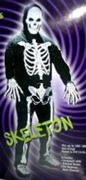 Classic Skeleton Teen Costume  from: AU45.95