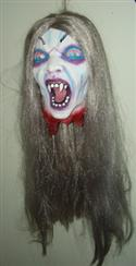 Decapitated Grey Haired Vampiress Head  from: AU59.95