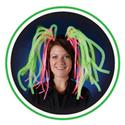 Disco Light Up Dreads  from: AU14.95