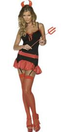 Fever Horny Devil Costume- Small  from: AU64.95