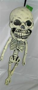 Hanging 3d Latex Skeleton  from: AU29.95