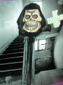 Hanging Light Up Skull-130cm  from: AU29.95