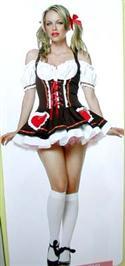 Lovely Alpine Girl