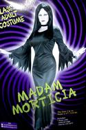 Madam Morticia  from: AU39.95