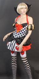 Queen Of Hearts Fancy Dress Costume-medium - Large  from: AU52.50