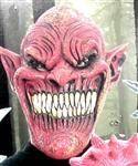 Red Pointed Eared Mottled Monster Mask  from: AU17.95