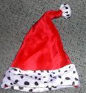 Santa Hat With `ermine` Trim  from: AU6.50
