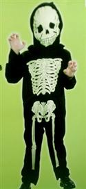 Skeleton Glow In The Dark Costume 8 - 10yrs  from: AU29.95