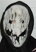 Super Glow In The Dark Dripping Skin Halloween Mask  from: AU12.95