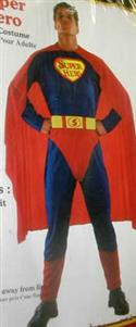 Super Hero Fancy Dress Costume  from: AU35.95