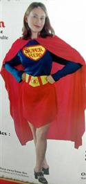 Super Hero Woman  from: AU38.95