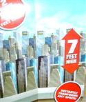 Superhero Spiderman City Scape Back Drop  from: AU34.95