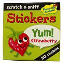 Scratch And Sniff Stickers Strawberry  from: AU3.95