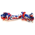 Flossy Chews Colored Rope Bone: Mini #20000f - Ropes & Tugs For Dogs  from: USD$1.16
