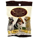 Gimborn Beef Liver Pro Treat: 1 Oz - Bag #lfd1 Meaty Dog Treats  from: USD$1.72
