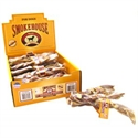 "Smokehouse Treats Braided Pizzle For Dogs: 9"" Long - 25 Pack #85969 Meaty Dog  from: USD$127.11"