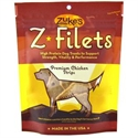 Zukes Z-filets Glazed Chicken Slices: 3 Oz #44051 - Meaty Dog Treats  from: USD$3.44