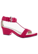 Chrissy T-strap Sandal By Comfortview (rose, 10 W)  from: USD$64.98
