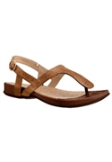 Paula Thong Sandal By Comfortview (brown, 12 W)