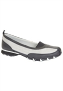 Roamans Plus Size Heidi Mesh Slip-on Sneaker By Comfortview (black, 8 1/2 W)  from: USD$64.98