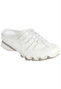 Roamans Plus Size Trina Sneaker Mule By Comfortview (white, 7 W)  from: USD$64.98