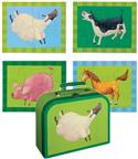Barnyard Puzzles (3+) from: AU$32.90