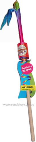 Rainbow Ribbon Stick - Small from: AU$11.95