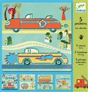 Stencils - Retro Vehicles from: AU$11.95